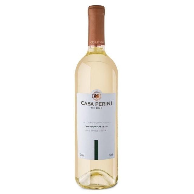 CASA PERINI Vinho Branco Brasileiro Chardonnay 1