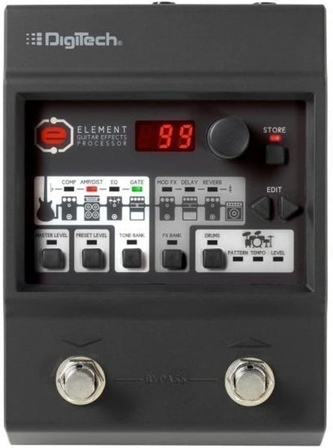 DIGITECH Pedaleira Element 1
