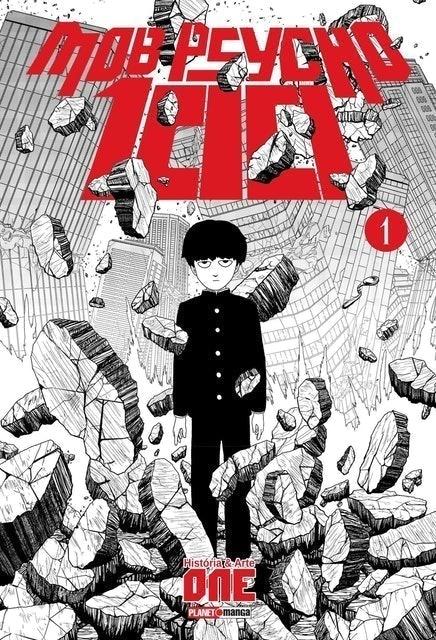 VÁRIOS AUTORES Mob Psycho 100 Volume 1 1