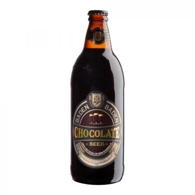 BADEN BADEN Cerveja Baden Baden Chocolate Ale 1