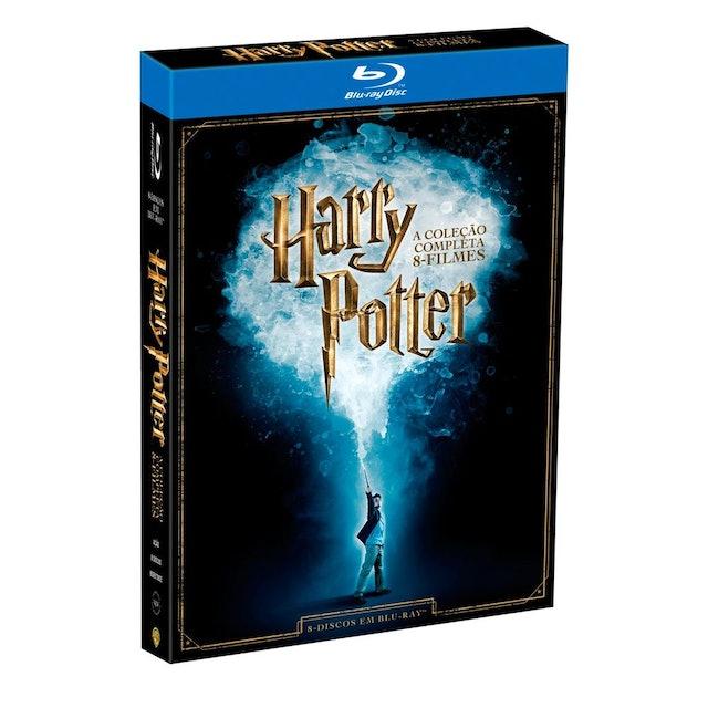 Harry Potter Coleção Completa 1