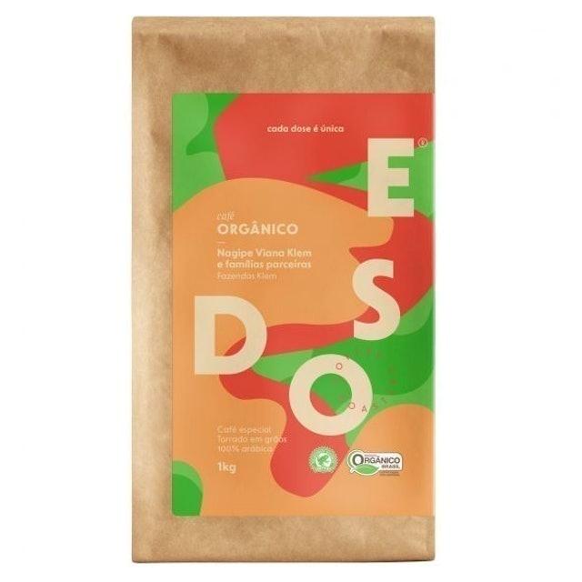 DOSE COFFEE Café Especial Klem Orgânico 1Kg 1