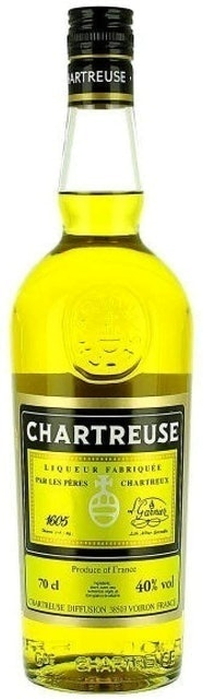 CHARTREUSE Licor Chartreuse Yellow 1