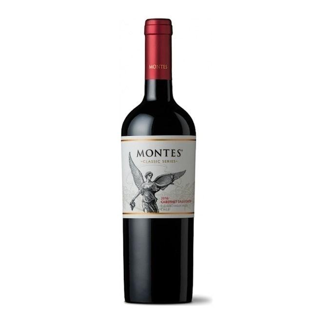 VIÑA MONTES Vinho Tinto Montes Cabernet Sauvignon Reserva 1