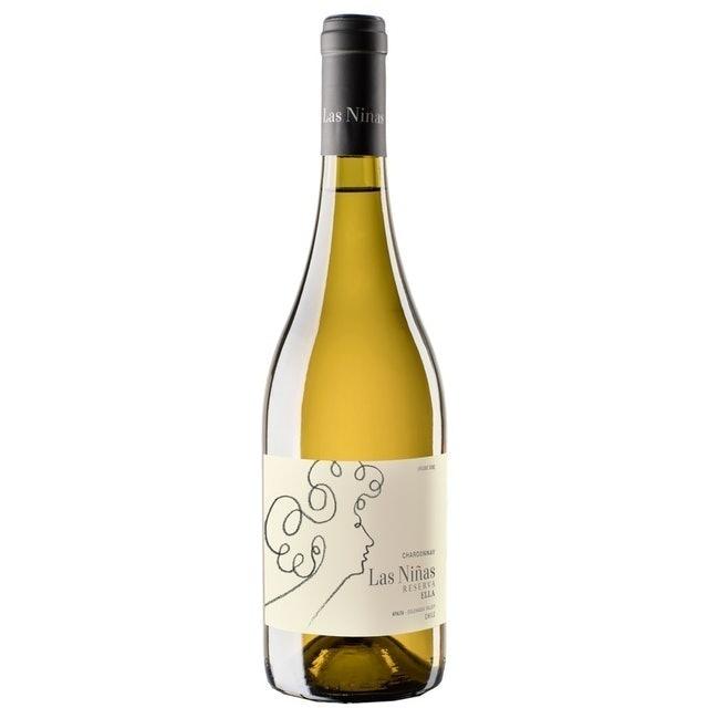 LAS NIÑAS Vinho Branco Ella Reserva Chardonnay 1