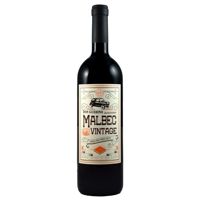 DON GUERINO Vinho Tinto Don Guerino Malbec Vintage 1