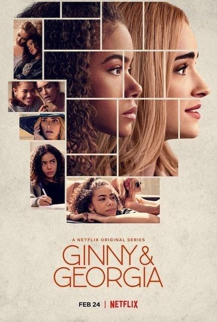 DRAMA Ginny & Georgia 1