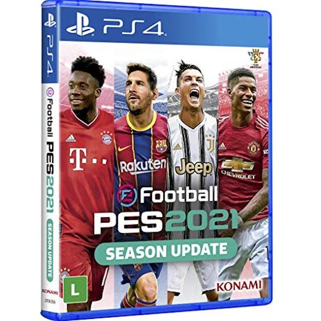 KONAMI eFootball PES 2021 1