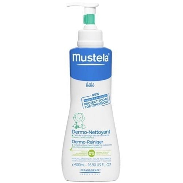MUSTELA Gel Lavante Suave 500 ml 1