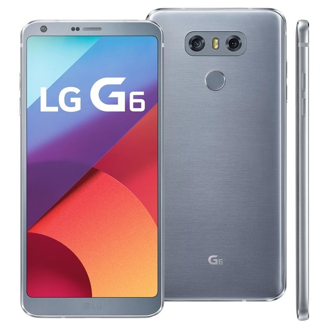 LG Smartphone G6 Android 7.0 32GB 1