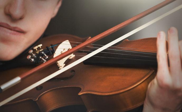 Para Mais Precisão, Prefira Arcos de Violino Entre 57 e 61g