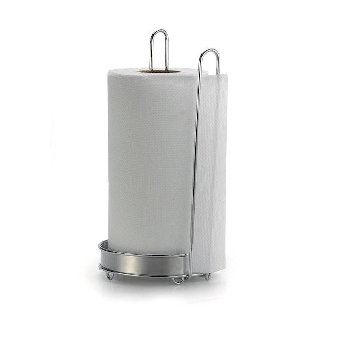 O Porta Papel-Toalha de Aço Inox Tem Maior Durabilidade