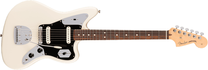 Fender Jaguar: Versatility with Many Features