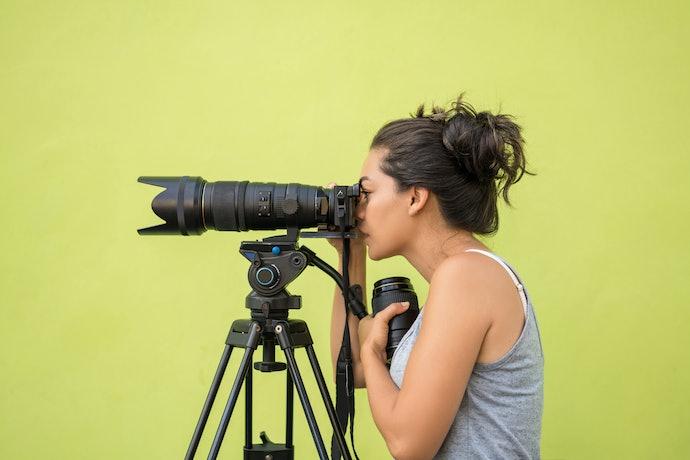 Considere o Peso do Tripé e a Carga Suportada para Câmeras e Acessórios