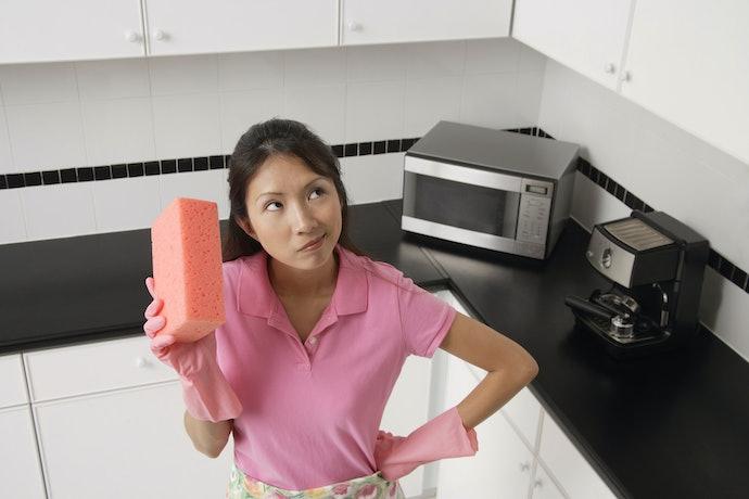 Como Desinfetar a Esponja para Lavar Louças?