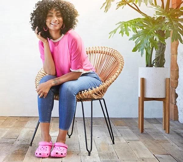Por Que Usar Calçados Crocs?