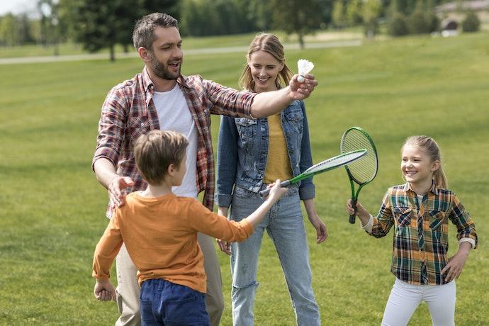 Considere Comprar um Kit de Badminton, para Ter um Equipamento Completo