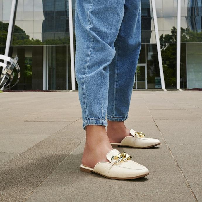 O que é um Sapato Mule?
