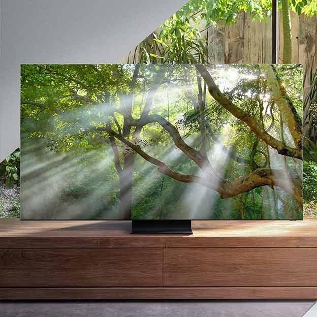 Painéis QLED e NanoCell Oferecem Melhor Qualidade de Imagem