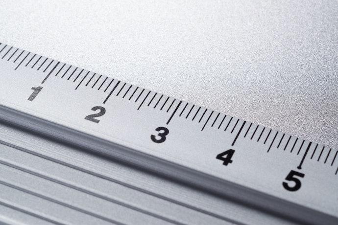Verifique Quais São as Marcações e as Escalas Apresentadas pela Régua