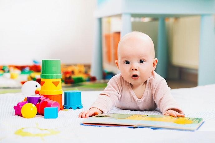 Livros Coloridos: Estimulam o Desenvolvimento Visual dos Pequenos
