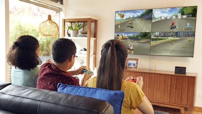 Jogos Multiplayers Garantem Mais Diversão com os Amigos
