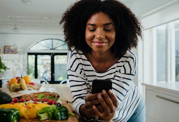 Confira os Tipos de Receitas que o App Oferece: Diversas, Veganas, Fit e mais!