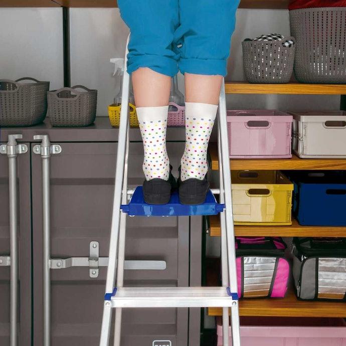 Escolha a Escada com a Altura Mais Adequada para Sua Necessidade