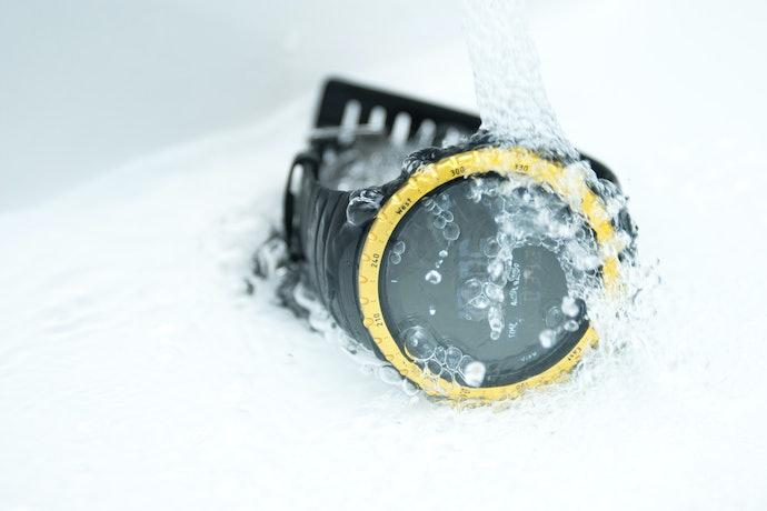 Verifique o Nível de Resistência à Água