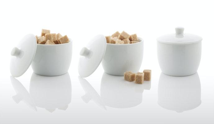 Tampas com Vedação Completa Protegem Mais o Açúcar