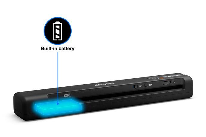 Scanners Portáteis com Bateria São uma Ótima Opção