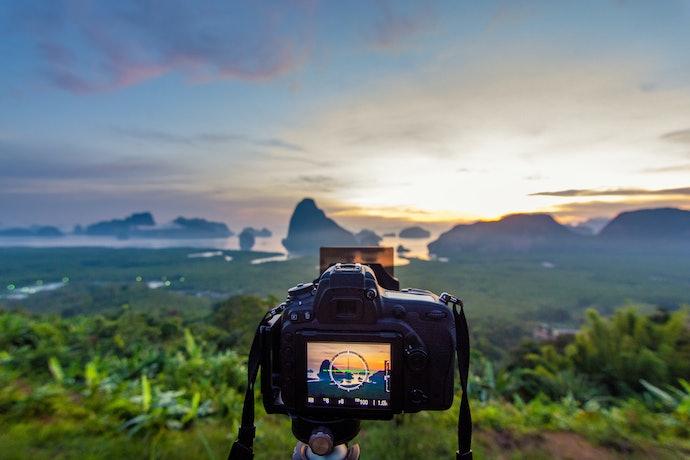 Prefira uma Abertura Acima de f/8 para Fotografar Paisagens