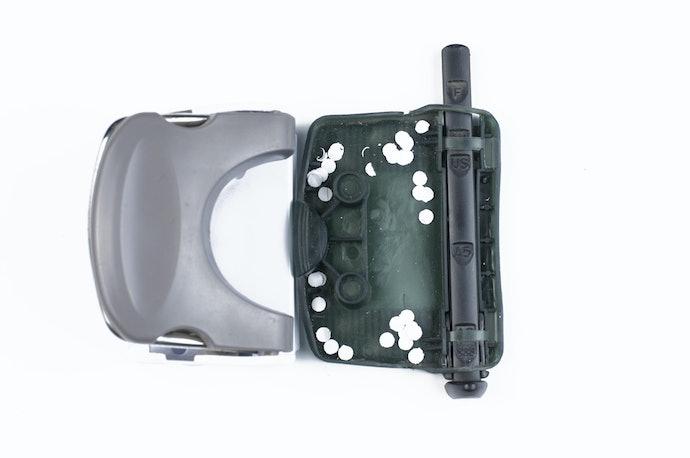 Para Obter Praticidade, Escolha Furadores com Depósito de Resíduos