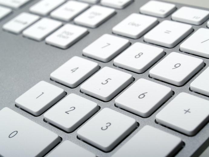 Se Você Trabalha com Números, Prefira Modelos com Teclados Numéricos
