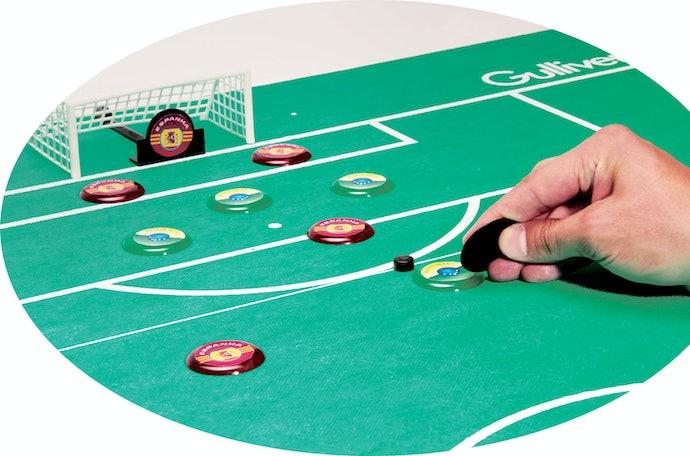 Quais São as Regras do Futebol de Botão?