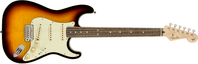 Fender Stratocaster: Full Tone and Versatility