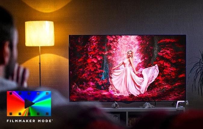 Tecnologias como HDR, Dolby Vision e Filmmaker Mode Garantem Mais Nitidez