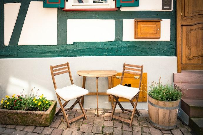 Para Combinar, Escolha Kits com 2 Almofadas para Cadeira, no Mínimo