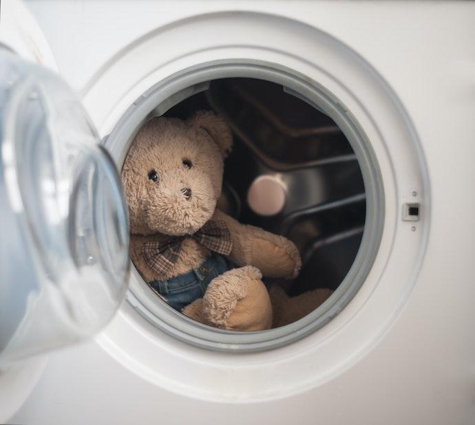 Como Lavar o Urso de Pelúcia?