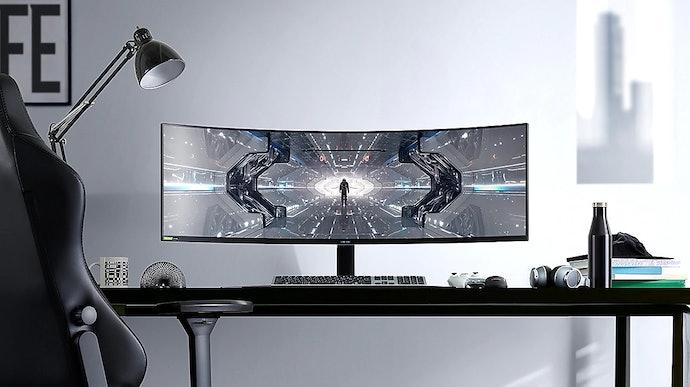 Verifique a Proporção do Monitor: Ele pode ser Widescreen ou Super Ultra-Wide