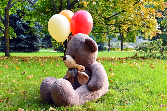 Urso de Pelúcia Gigante: Para Ficar Abraçado a Noite Toda
