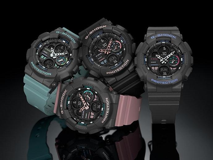 G-Shock: Foco na Resistência e com Design Robusto