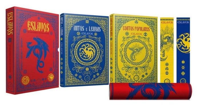 Confira se o Box de Livros Tem Capa Dura e Brindes
