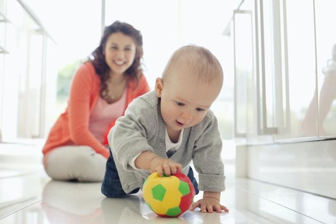 Benefícios das Bolas para Bebês