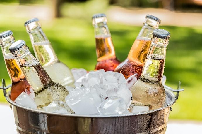 Baldes para Colocar Bebidas: Para Manter a Cerveja Geladinha