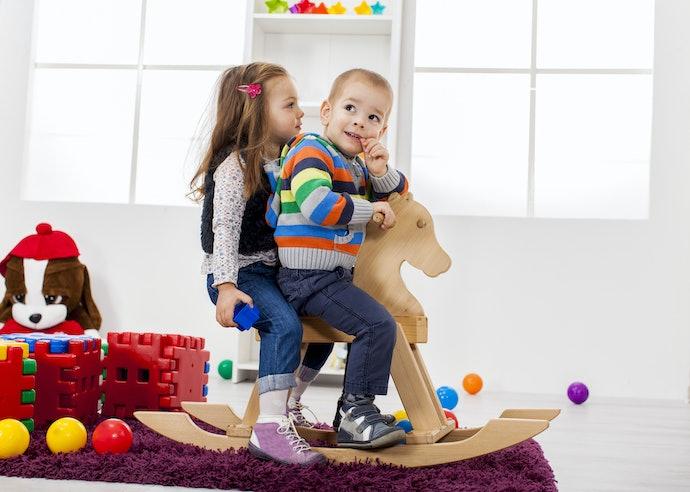 Verifique o Peso Suportado  do Cavalo de Brinquedo