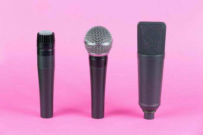 Microfones Condensadores e Microfones Dinâmicos: Entenda as Diferenças