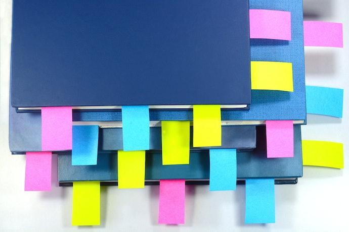 Variedade de Cores Facilita a Organização