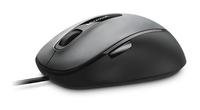 Mouse Microsoft com Fio: Mais Barato e Dispensa o Uso de Pilhas