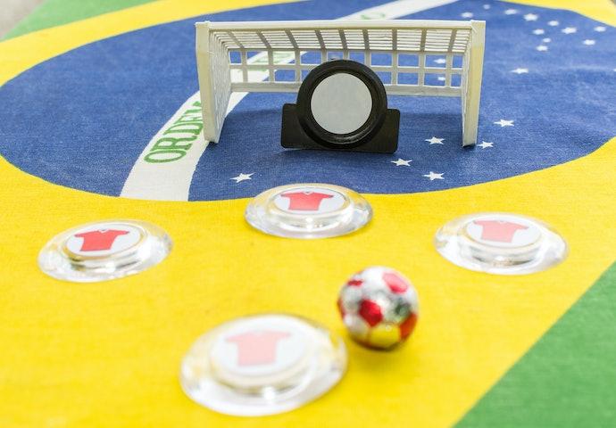 O Que é o Futebol de Botão?